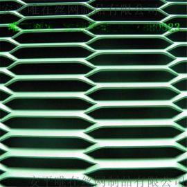 建筑不锈钢钢板网异形孔六角网孔龟甲孔定制