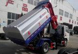 东风多利卡8方挂桶式垃圾车13872895353