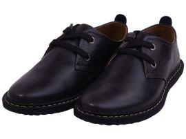 手工休閒皮鞋