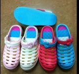 女式EVA注塑花園鞋