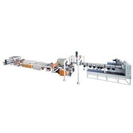 PC/PMMA光学片材生产线 (GWELL120-GX)