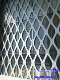 镂空铝板图片 镂空铝板规格 镂空铝单板门头