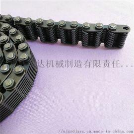 标准无声齿形链条CC紧凑型倒齿形链条