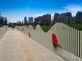 江苏定制铝合金景观栅栏