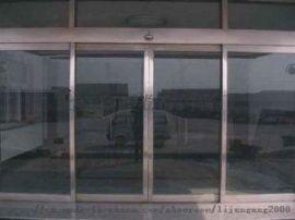 大兴区维修玻璃门 玻璃门地弹簧维修更换