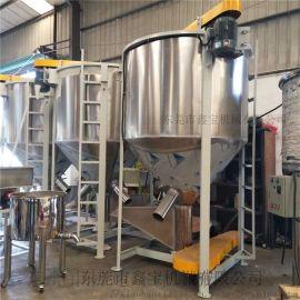 肇庆一吨立式搅拌桶 立式拌料机参数结构简介