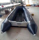 海之蓝游艇专供五米大型充气龙骨系列冲锋舟/橡皮艇/皮划艇