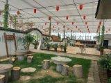 廠家承建優質智慧生態溫室 生態餐廳