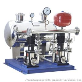 西安高区生活给水加压 变频加压泵组