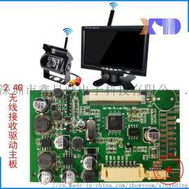 无线接收显示器驱动板