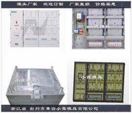 40天快速开模注射电表箱模具供应商塑料模具生产厂家