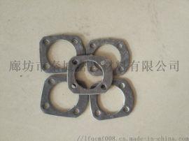 耐高温带孔石棉橡胶垫 石棉橡胶圈