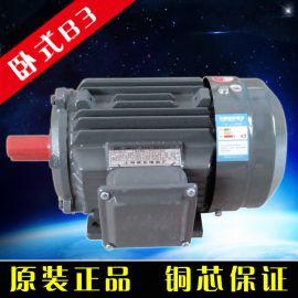 德东电机铁壳1.5KW 2极三相异步高速电机