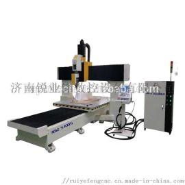 cnc数控五轴联动雕刻机床高精密五轴加工中心