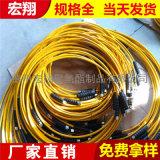 DN6超高压液压油管 油压千斤顶高压油管软管