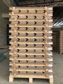 供应青岛崂山区防撞纸护角抗压折弯纸扣角