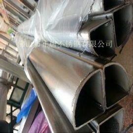 304不锈钢扇形管,不锈钢扇形管厂家直销