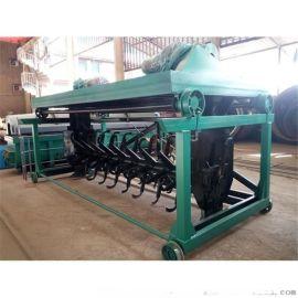 鸡粪有机肥生产线 牛粪有机肥成套设备
