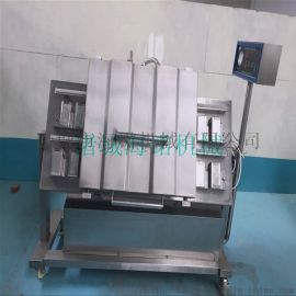 海诺厂家供应液体包装机可倾斜式真空封口设备