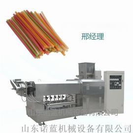易降解可食用性吸管大米吸管设备
