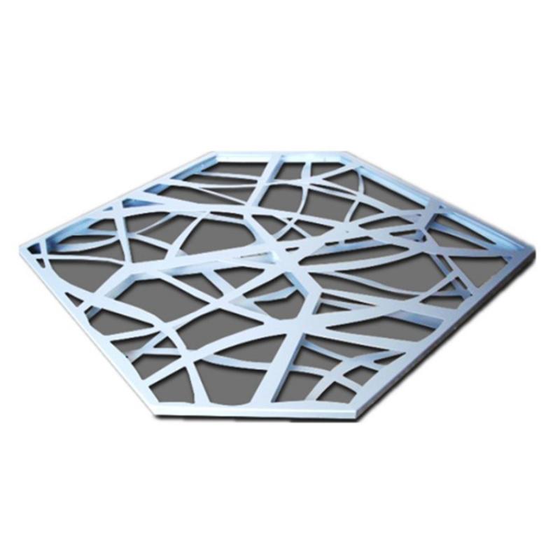 镂空铝单板厂家直销幕墙冲孔氟碳铝单板外墙专用铝单板