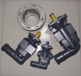 齿轮泵KF100RF泵配件