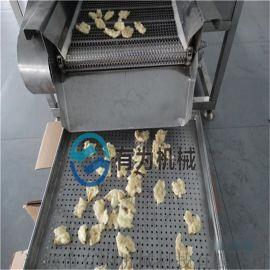 Y小酥肉挂糊机器,小酥肉油炸设备,生产酥肉的机器