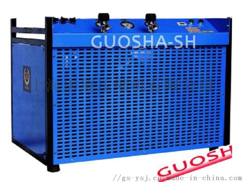30MPA压力空气充填泵300公斤压缩机消防呼吸用