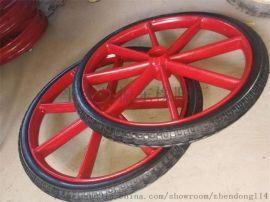 供应了解实心轮胎的用处