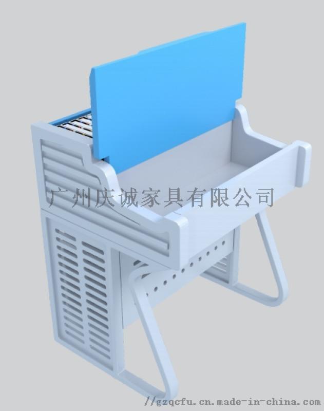 學生課桌椅,鋼塑課桌,舒適環保課桌椅