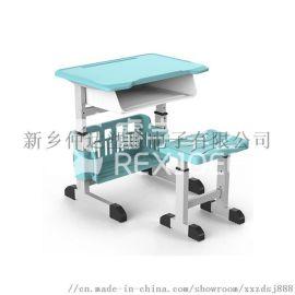 厂家直销学生课桌椅 升降课桌椅