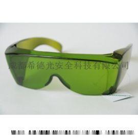 希德SD-3 宽光谱连续吸收式激光防护眼镜