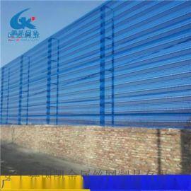 柔性聚酯纤维防风抑尘网施工