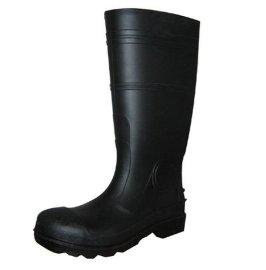 PVC钢包头工作靴(PVC-005G)