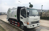 江淮5吨压缩式垃圾车