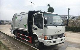 江淮5噸壓縮式垃圾車