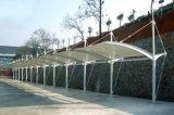 膜结构停车篷|品质有保障,尚之品帐篷只提供合适的给您
