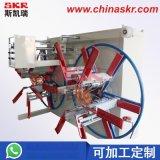 單壁波紋管收卷機 塑料管材單盤收卷機