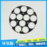 2.0MM 黑色環氧板 玻纖板 環氧樹脂板加工 絕緣墊片