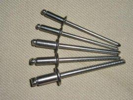 不锈钢拉钉(3.2~6.4)/封闭式拉钉/大帽拉钉/全304不锈钢抽芯铆钉