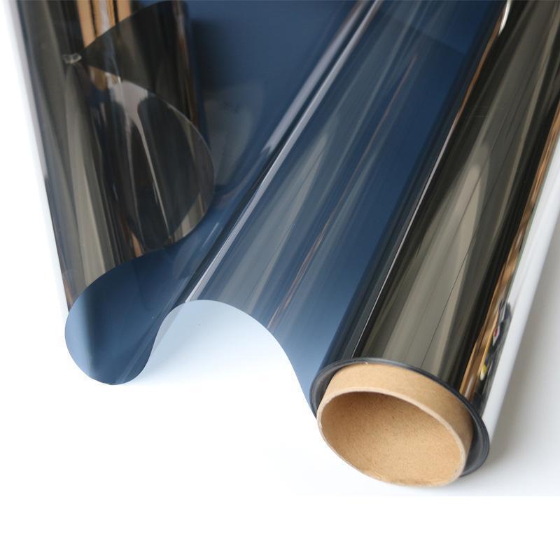 銷售陽光房玻璃隔熱膜單向  防曬膜遮光膜