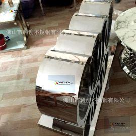 定制KTV酒店茶几地中海风格小户型家具电视柜茶几不锈钢创意加工