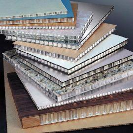 铝蜂窝板装饰幕墙内外墙专用隔音石材铝蜂窝板