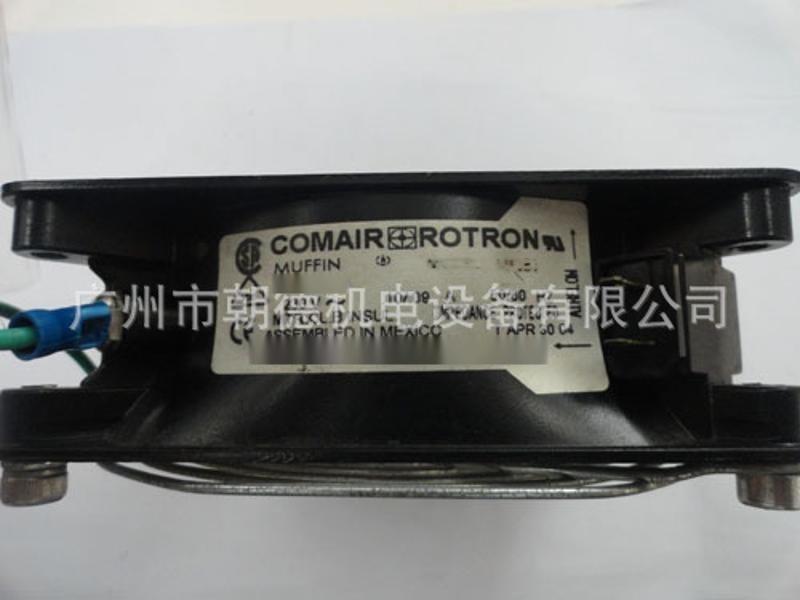 美國COMAIR ROTRON風扇MX3B3 P/N: 028423 230V 50/60HZ現貨