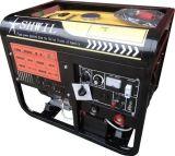 5KW便携汽油发电机,车载汽油发电机