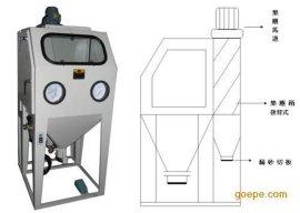 东莞中山佛册喷砂机小型模具手动喷砂机