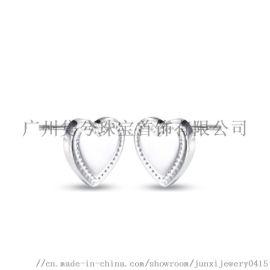 925银时尚耳环