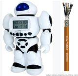 厂家直销  TPE/PUR混合电机连接电缆(0.6/1kv)【屏蔽型】
