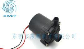深鹏专业水暖床水泵,12V微型直流无刷水泵