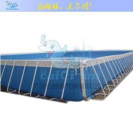 SSLY-0306大型户外支架水池